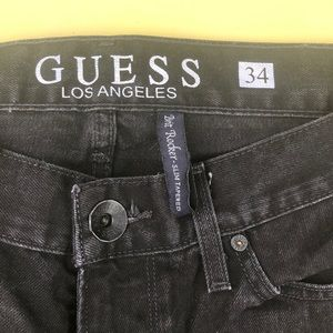 Guess Los Angeles Brit Rocker Jeans 34
